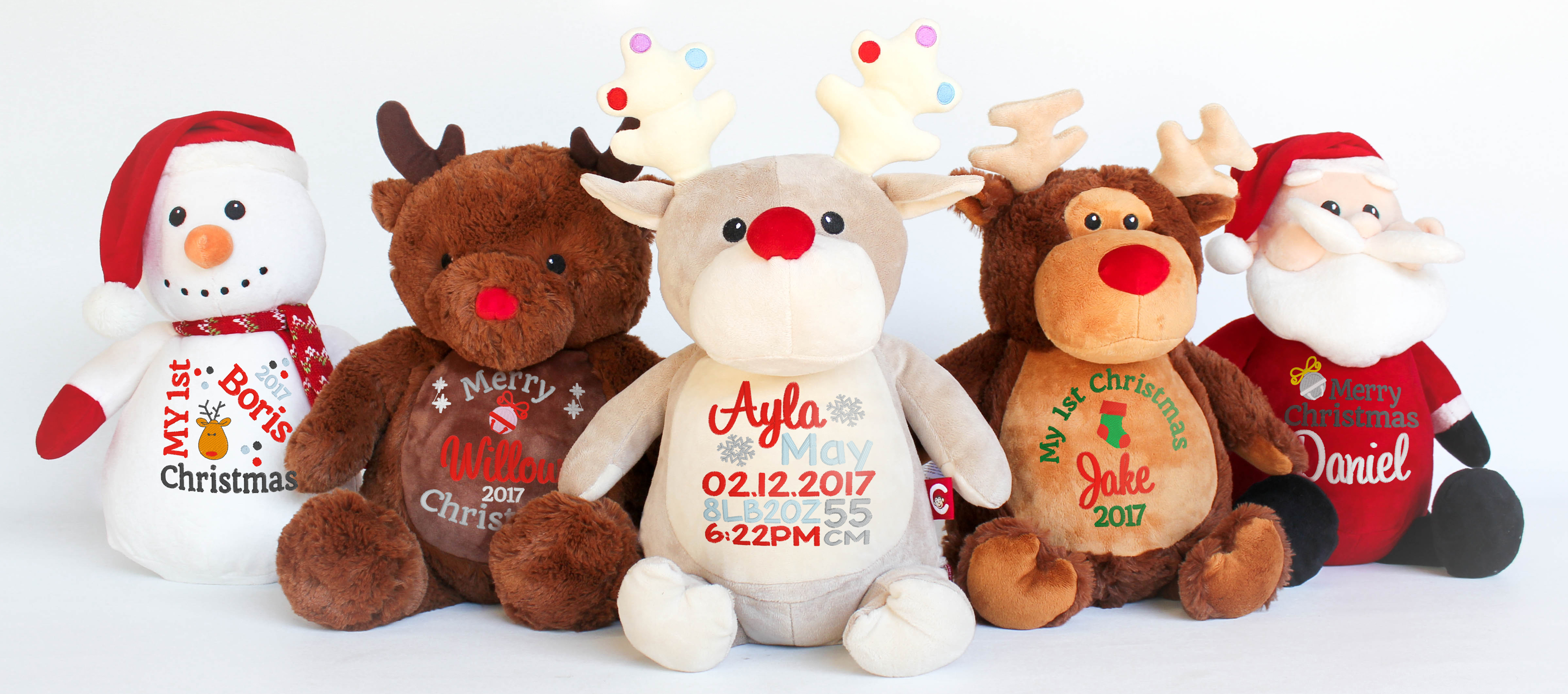Teddy bears personalised gifts myteddy convenient christmas gift shopping meets personal thoughtful gifts at my teddy personalised christmas teddy bears negle Gallery
