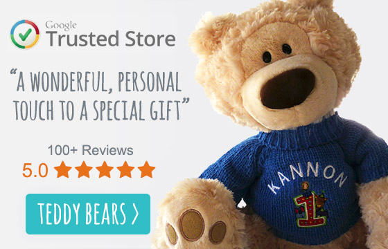 Teddy Bears Personalised Gifts