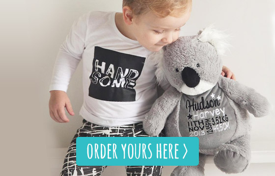 Teddy bears personalised gifts myteddy previous negle Image collections
