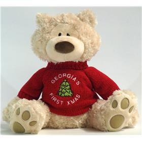 Charlie Christmas Teddy