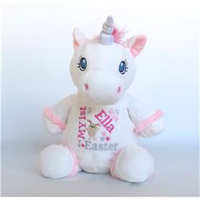 Cute unicorns are great Easter gifts too, it''s not just for bunnies.