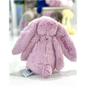Tulip Jellycat Bunny back view