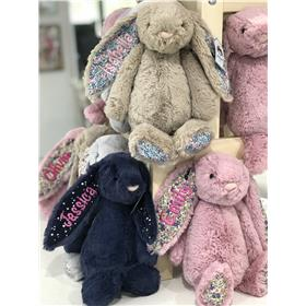 Personalised Jellycat Bunnies