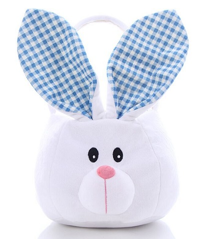 Easter basket blue from my teddy easter basket blue negle Choice Image