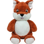 This+is+an+image+of+a+personalised+teddy+fox+from+my+teddy
