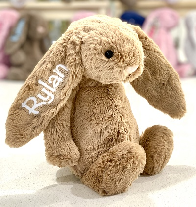 brown+jellycat+bunny+soft+toy