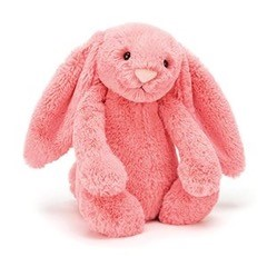 coral+jellycat+bunny+soft+toy