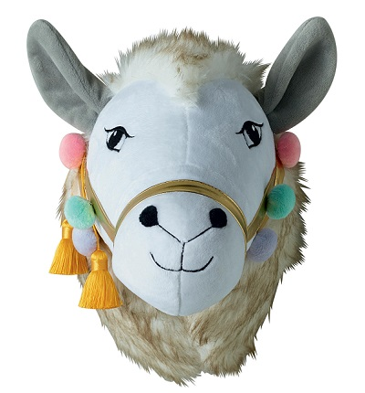 llama+wall+hanging+for+nursery+decor+or+kids+room