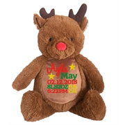 This+is+an+image+of+a+Rudolf+Teddy+Christmas+Gift+from+My+Teddy