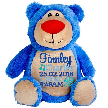 This+is+an+image+of+a+Teddy+Bright+Blue+special+baby+gift+from+My+Teddy
