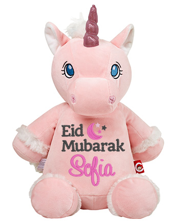 This+is+an+image+of+a+Pink+Unicorn+Eid+Day+from+My+Teddy
